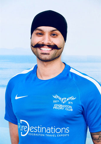Gurj Singh Johal
