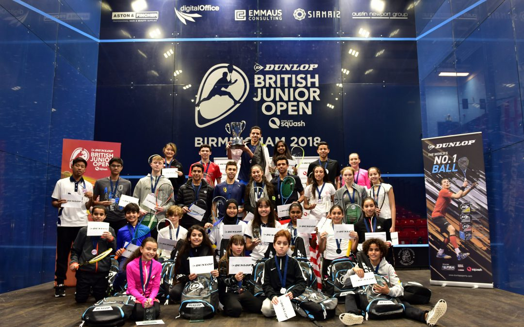 Dunlop British Junior Open