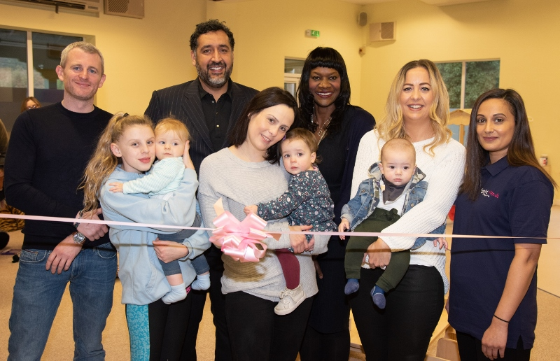 EDGBASTON PRIORY CLUB TEAMS UP WITH BRIGHT MINDS DAYCARE TO DELIVER BRAND NEW CRECHE FOR MEMBERS