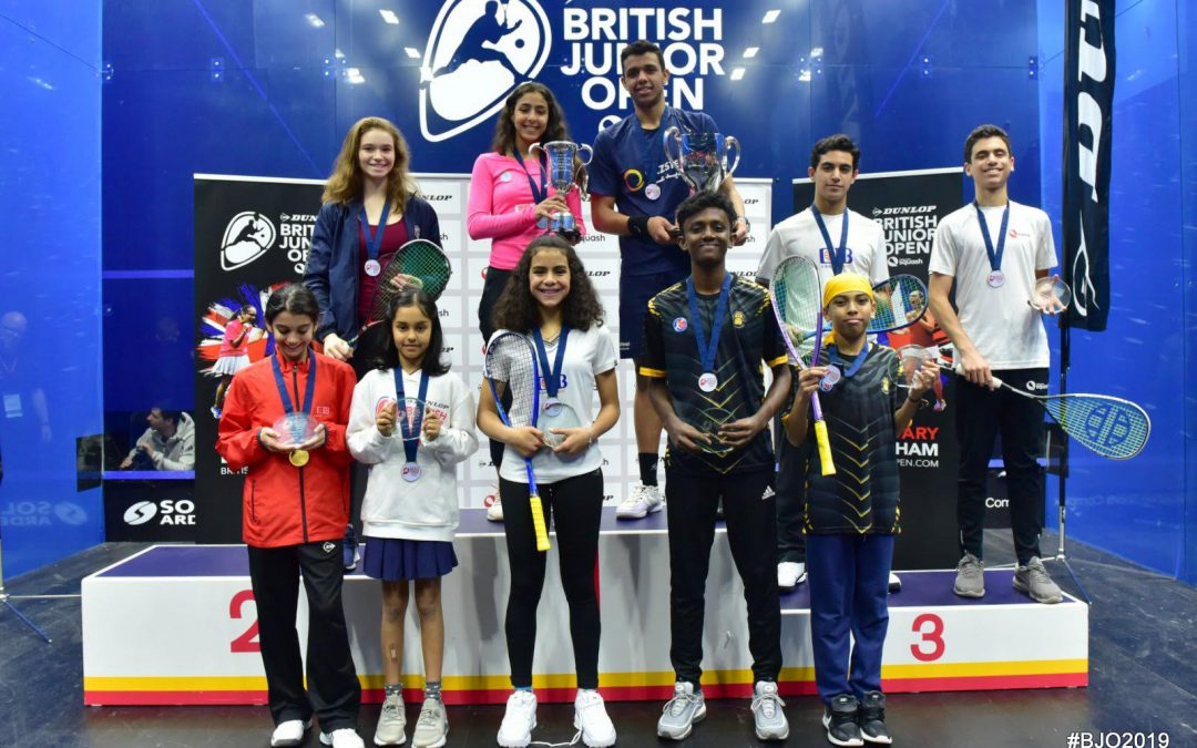 FIVE NATIONS SHARE BRITISH JUNIOR OPEN HONOURS ON THRILLING FINAL DAY