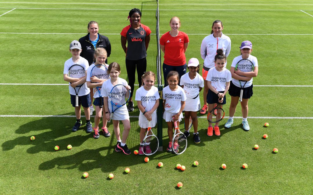 ENGLAND NETBALL CAPTAIN AMA AGBEZE JOINS FUTURE STARS ON COURT AS COUNTDOWN TO NATURE VALLEY CLASSIC GETS UNDERWAY