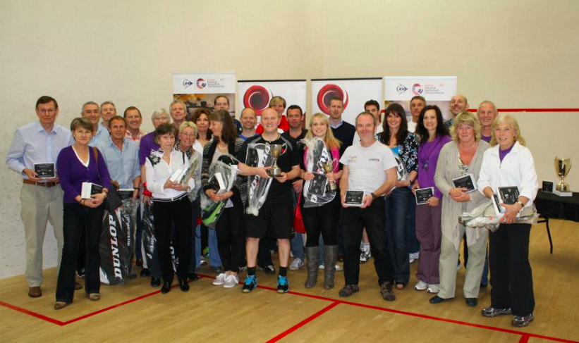 EDGBASTON PRIORY CLUB TO HOST HEAD RACKETBALL / SQUASH 57 NATIONALS