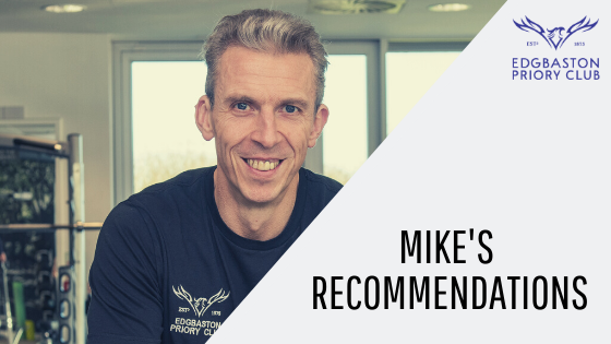 BRING VARIETY INTO YOUR HOME WORKOUTS WITH MIKE'S TOP TIPS